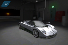 Pagani Zonda F Shift 2 Unleashed Mobile