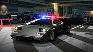 HPRM Lamborghini Countach 5000 QV 1983 SCPD
