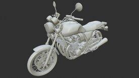 NFSHE HondaCB1100EX BikeRender