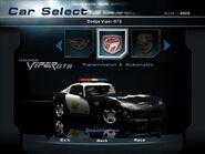 NFSHP2 Dodge Viper GTS PC Cop