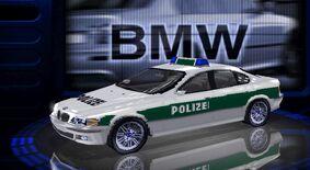 NFSHS PS BMWM5 PoliceDeutsche