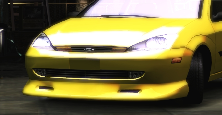 Need for Speed: Underground 2/Body Shop/Front Bumpers
