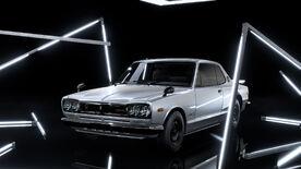 NFSHE NissanSkyline2000GTR Stock