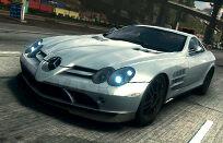 NFSE Mercedes SLR 722