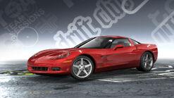 NFSPS Chevrolet Corvette C6
