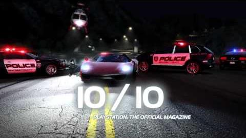 Need for Speed Hot Pursuit - Accolades Trailer