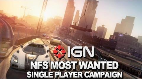Need for Speed Most Wanted - Single Player Commentary