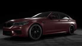 NFSPB BMWM5 Garage