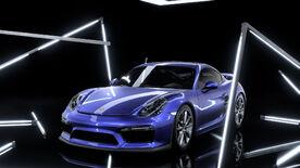NFSHE PorscheCaymanGT4 Stock