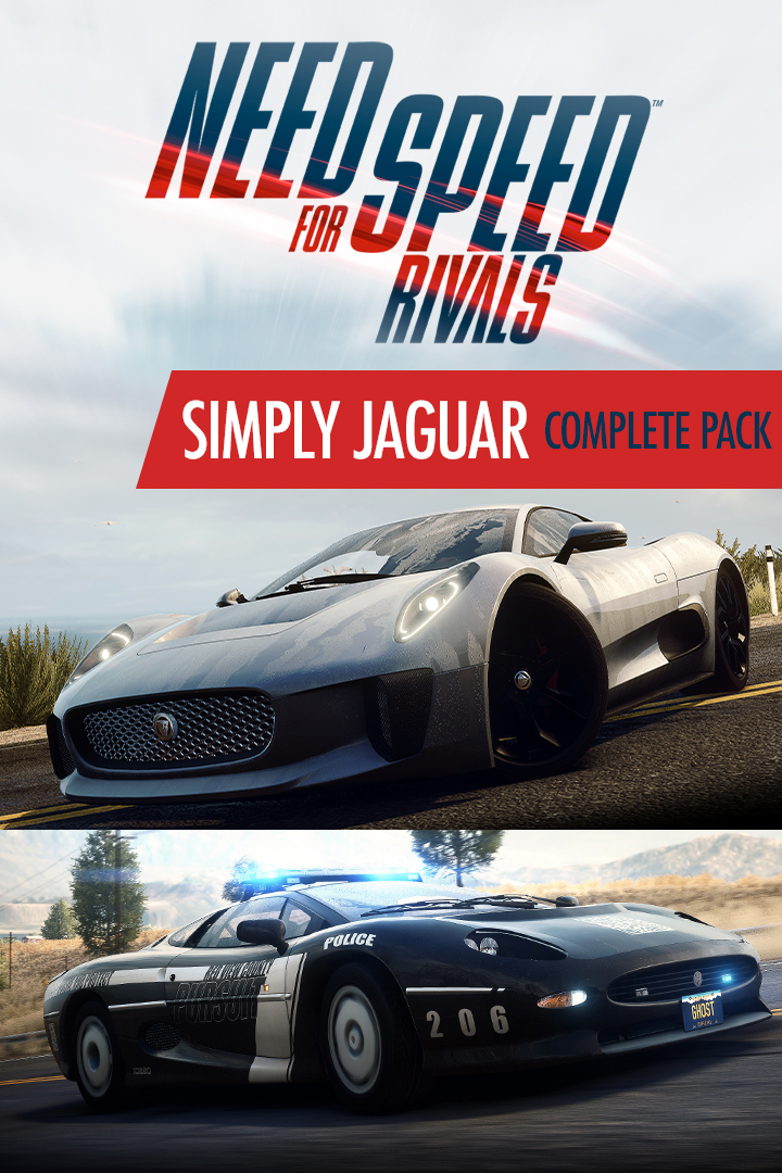 Need for Speed: Rivals/Simply Jaguar Complete