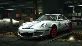 NFSW Porsche 911 GT3 RS 997 Seacrest County Police