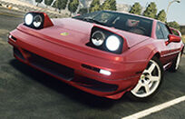 NFSE Lotus EspritV8