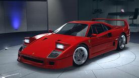 NFSNL Ferrari F40 Carlist