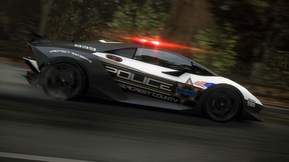 Need for Speed: Hot Pursuit (2010)/Lamborghini Untamed Pack