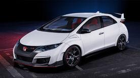 NFSHE App Honda CivicFK2