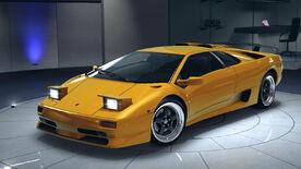 NFSNL Lamborghini Diablo SV Carlist