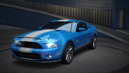 HPRM Ford Shelby GT500 SuperSnake 2010