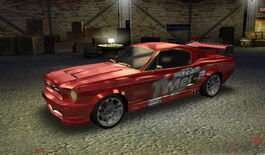 NFSCOTC FordMustangFastback Steve