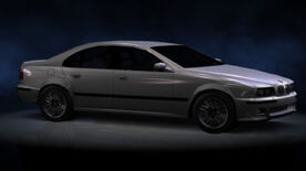 NFSHP2 PS2 BMW M5