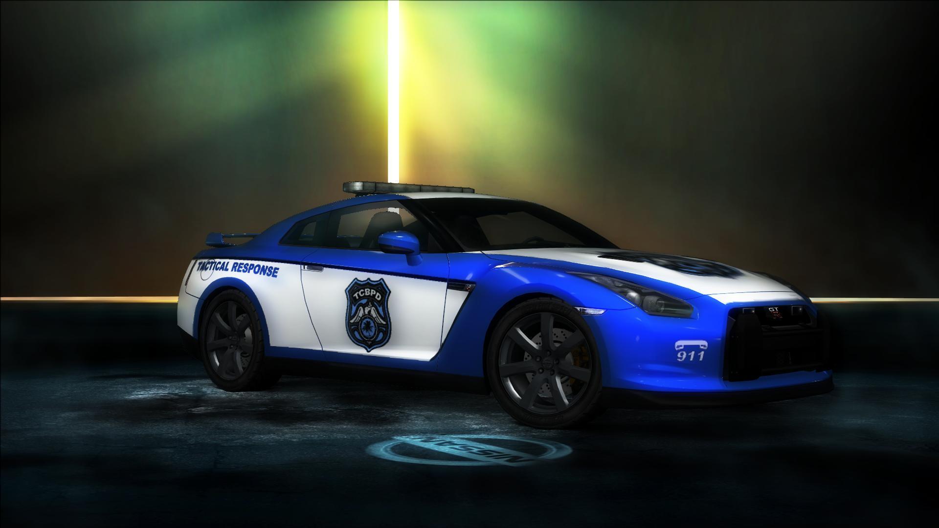 Nissan GT-R Super State Cruiser