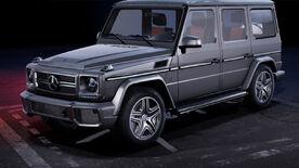 NFSHE App MercedesBenz G63