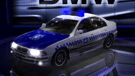 NFSHS PC BMWM5 Pursuit AU