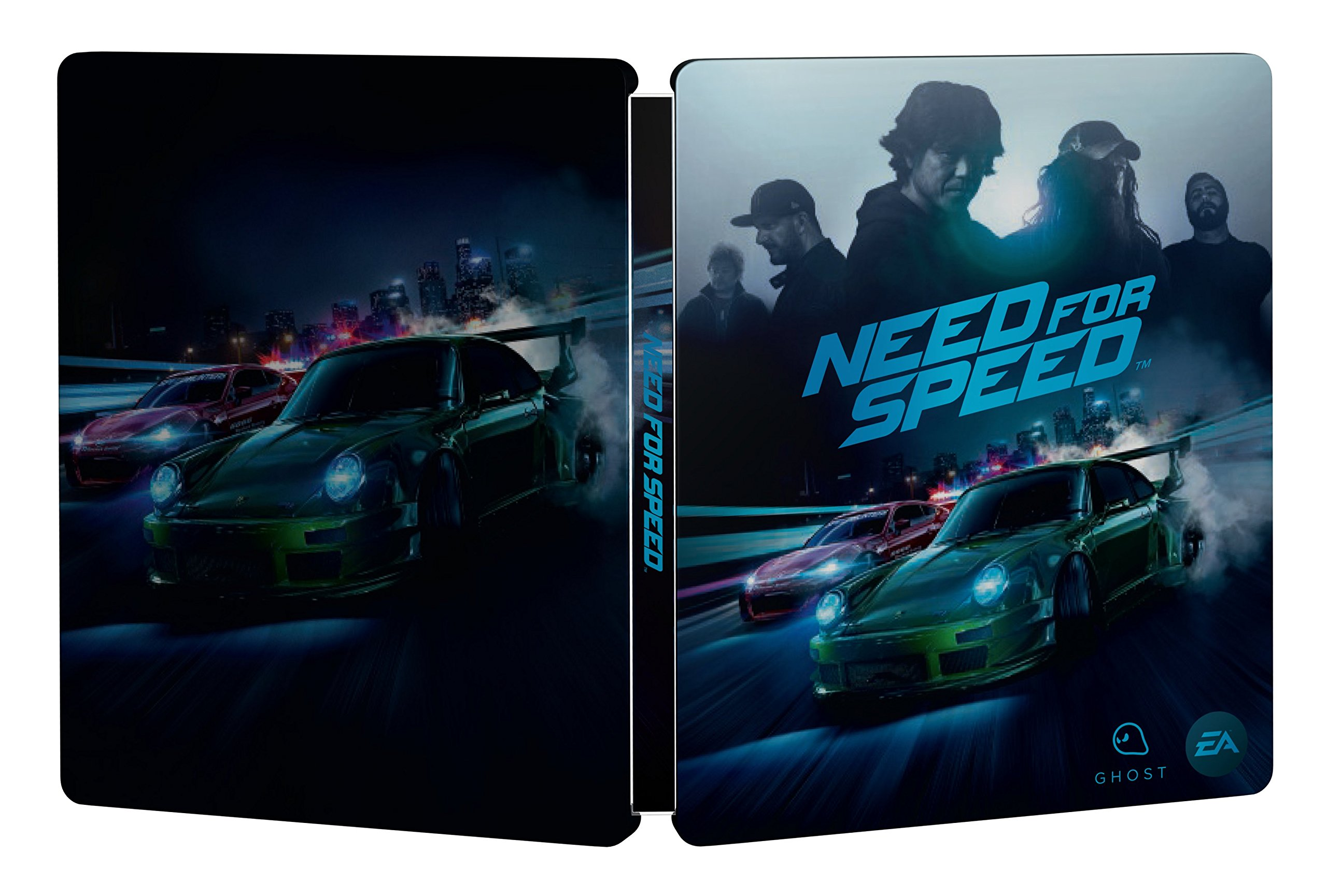 Need for Speed (2015)/Steelbook