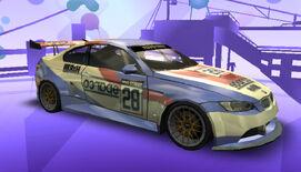NFSPS PSP BMWM3E92 RaceVersion