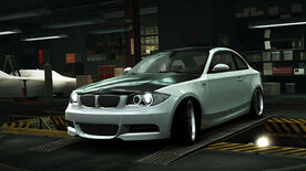NFSW BMW 135i Coupe Blacktop
