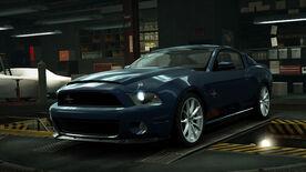NFSW Ford Shelby GT500 Super Snake Blue
