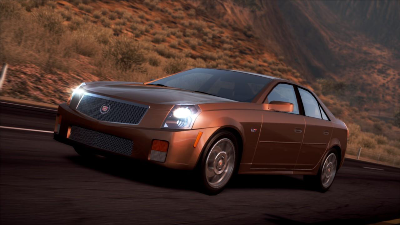 Cadillac CTS-V (Gen. 1)