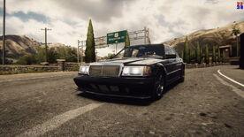 NFSE MercedesBenz 190E