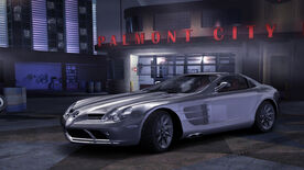 NFSC MercedesBenz McLarenSLR Stock