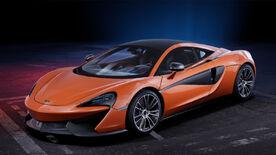 NFSHE App McLaren 570S