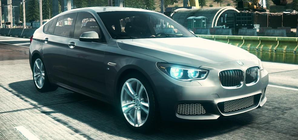 BMW 550i xDrive GT (F07)