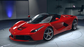 NFSNL Ferrari LaFerrari Carlist