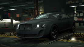 NFSW Bentley Continental Supersports Coupe Black