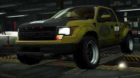 NFSW Ford F-150 SVT Raptor Rex