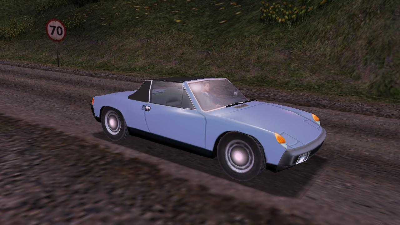 Porsche 914/4 (1974)
