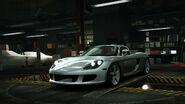 NFSW Porsche CarreraGT Silver
