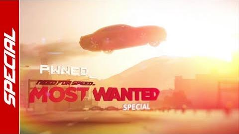 Need for Speed™ Most Wanted Special PWNED 24