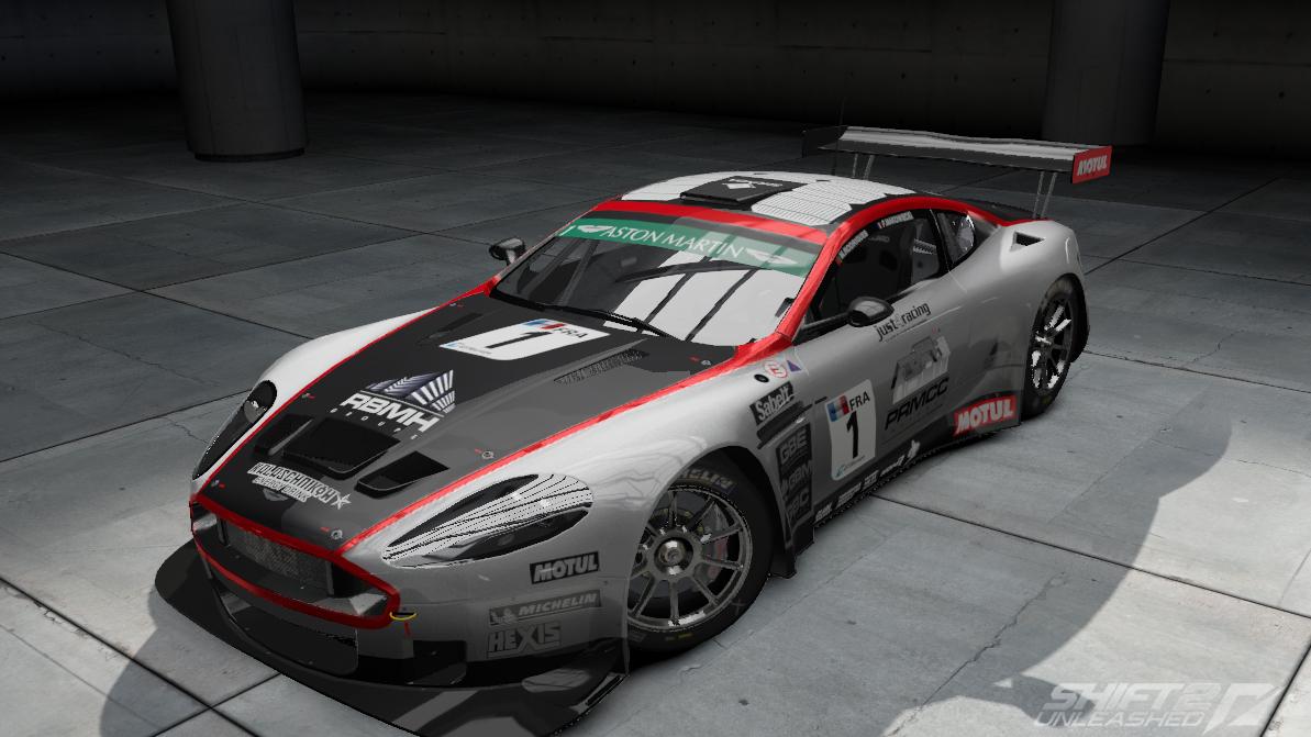 Aston Martin DBRS9 GT3