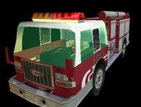 NFSHP2 Firetruck