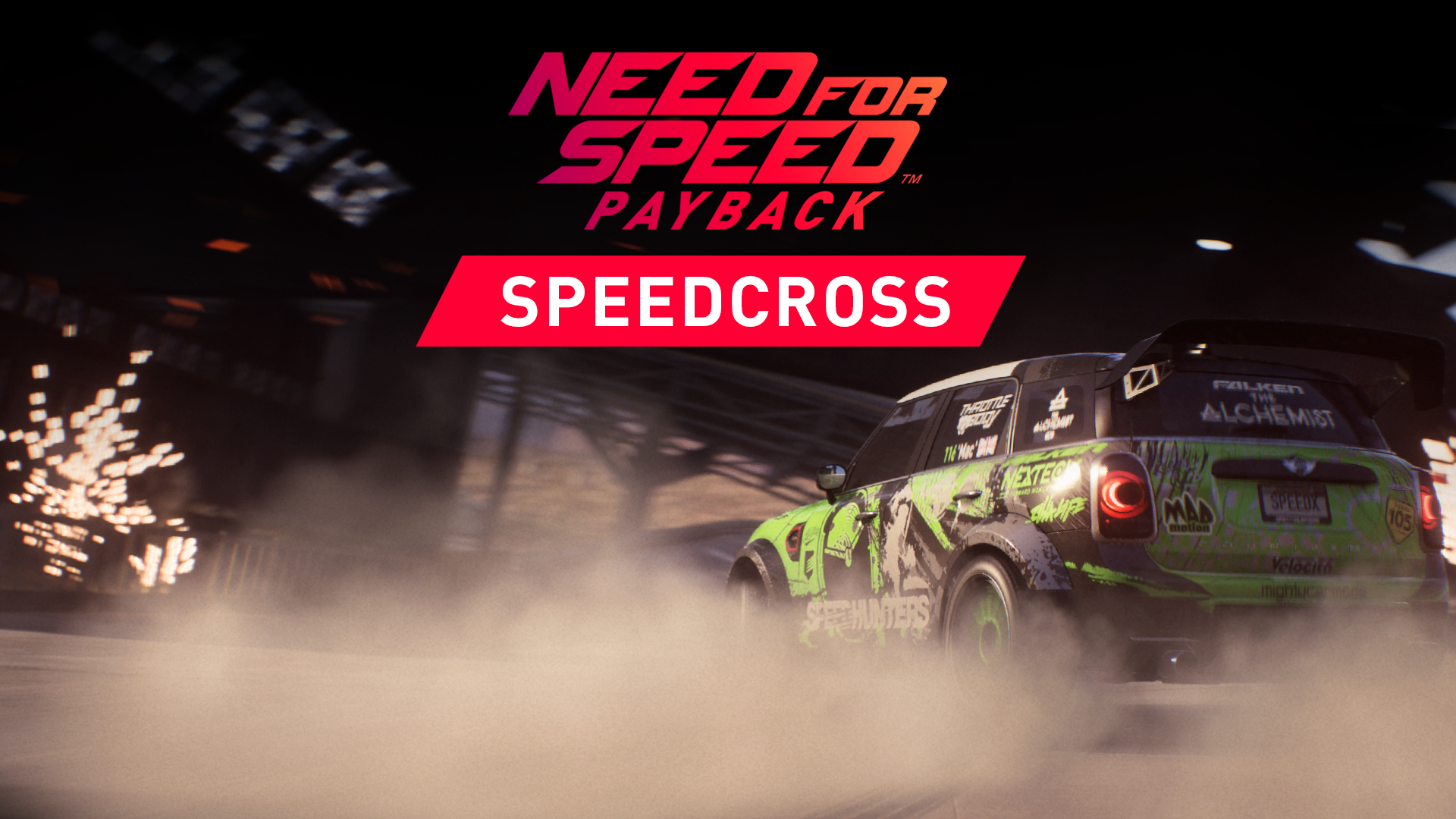 Need for Speed: Payback/December Update