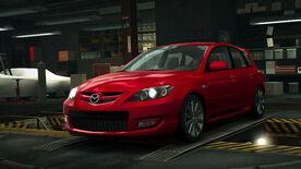 NFSW Mazda Mazdaspeed 3 Red