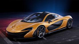 NFSHE App McLaren P1