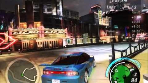 Need For Speed Underground 2 Gameplay part 2