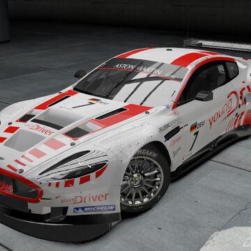 Aston Martin Dbr9 Gt1 Need For Speed Wiki Fandom