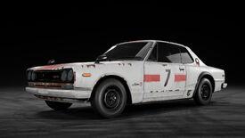 NFSPB NissanSkyline2000GTRAbandoned Garage