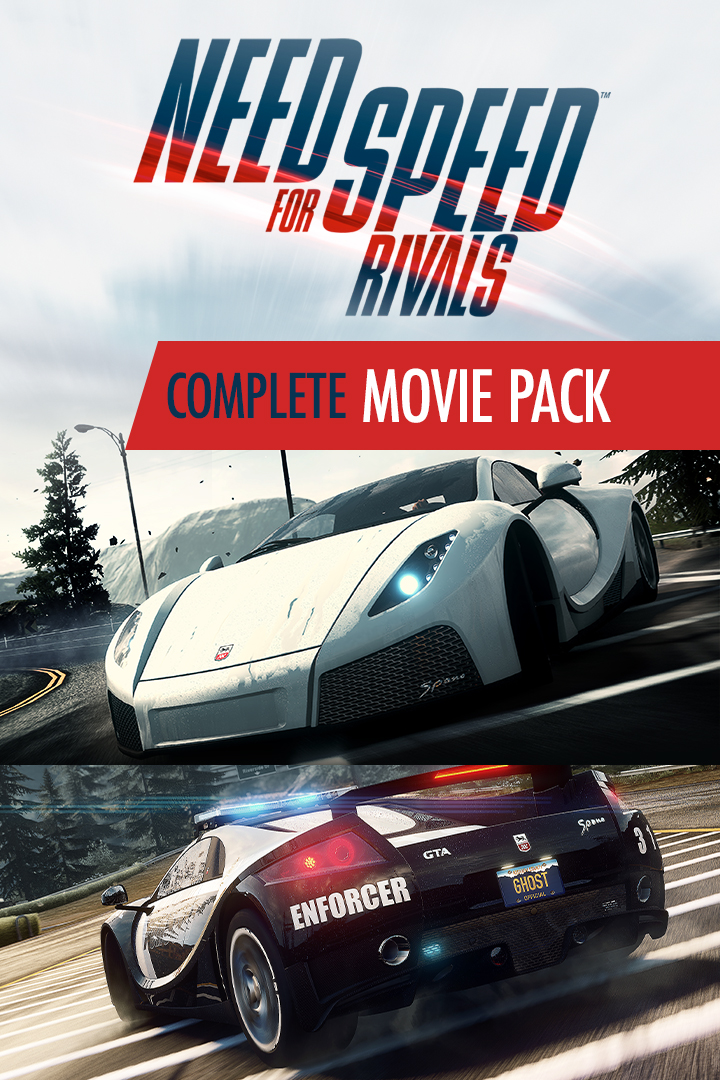 Need for Speed: Rivals/Complete Movie Pack